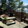 5560 EG Gull Bay Log Cabin