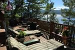 5560 EG Gull Bay Log Cabin       RENTAL